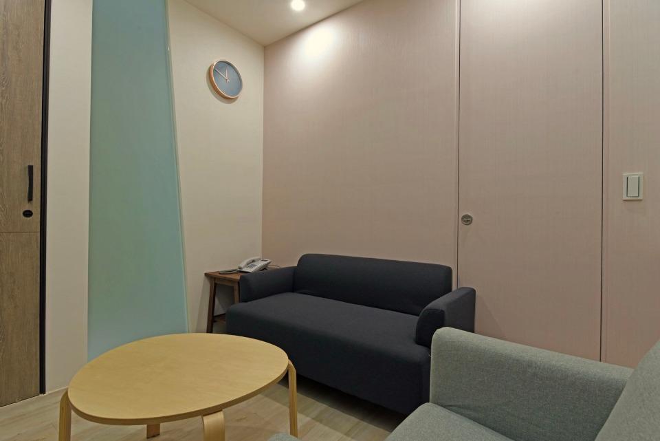 身心科心理諮商室