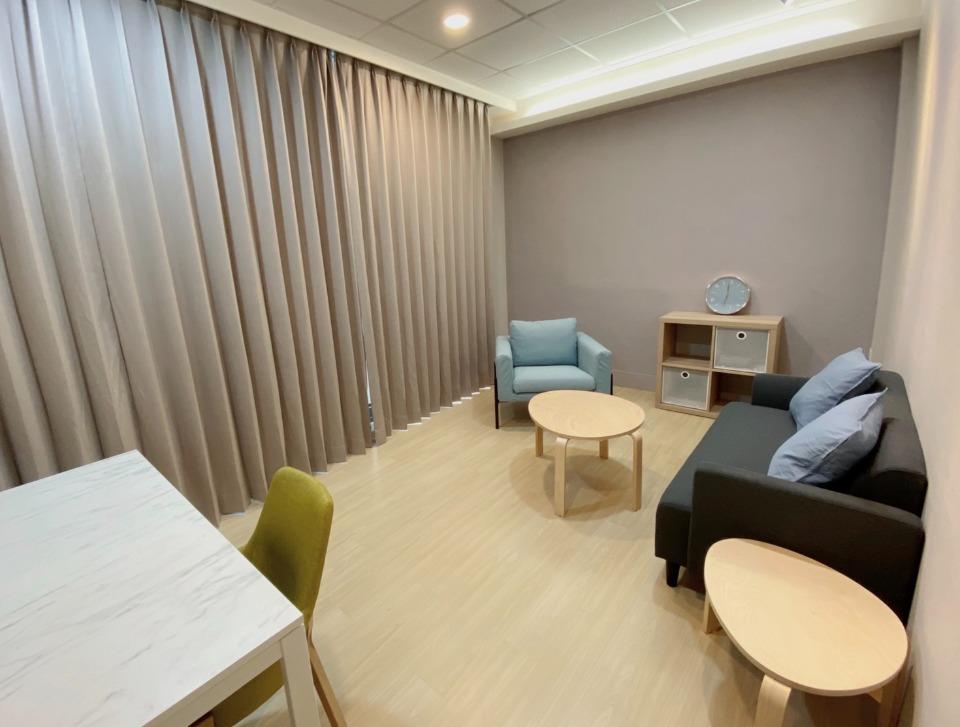 身心科診所諮商室
