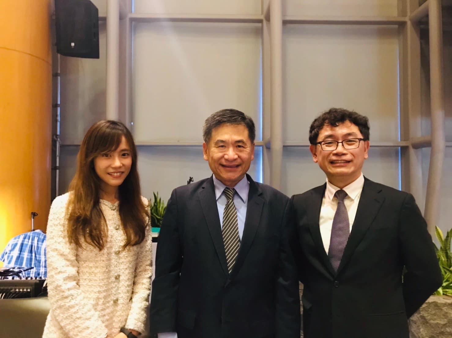 鄭晴院長受邀擔任中華民國基層醫學協會主辦之三高及憂鬱症研討會講者