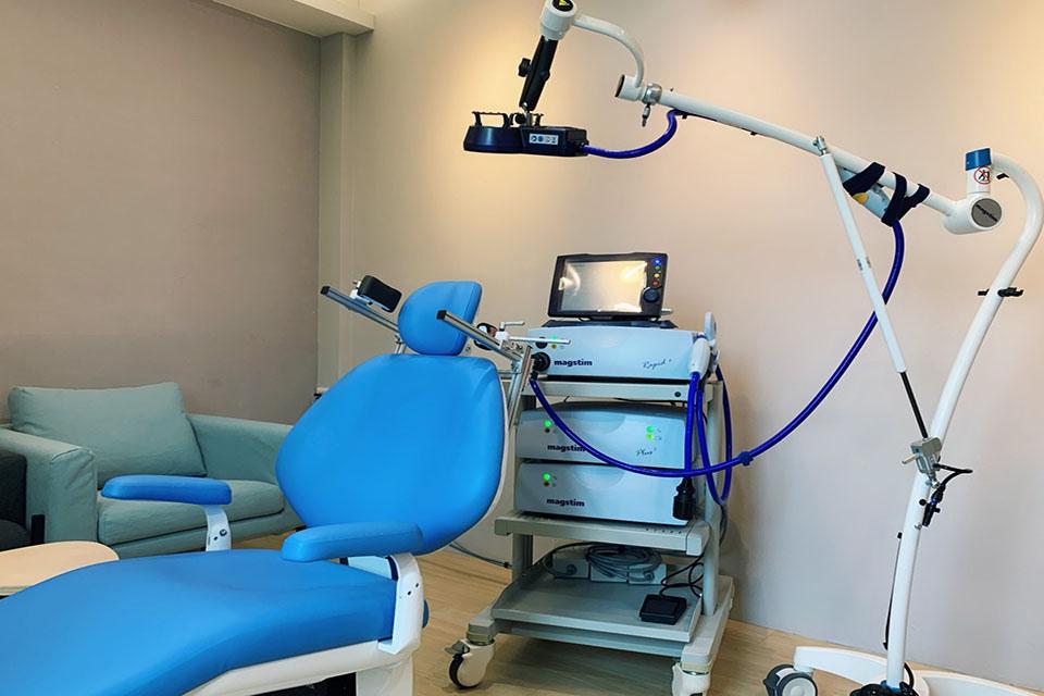 台中身心科診所TMS治療室